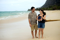 Arnolds - Destination Family Session - Hawaii